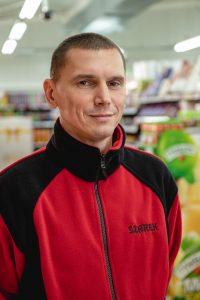 Tomasz Szarek - współwłaściciel firmy